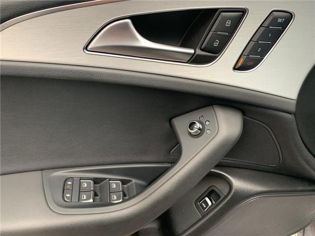 2016 Audi A6 3.0 TDI Progressiv (Stk: B8407) in Oakville - Image 12 of 22