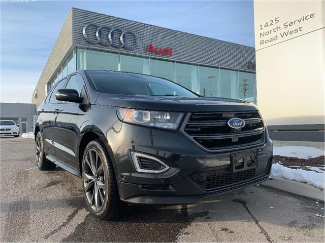 2015 Ford Edge Sport (Stk: L8406) in Oakville - Image 1 of 16