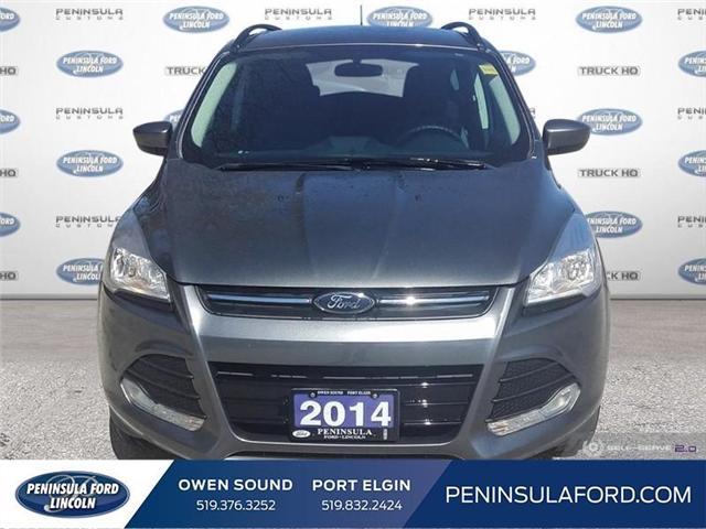 2014 Ford Escape SE (Stk: 19ES19A) in Owen Sound - Image 2 of 24