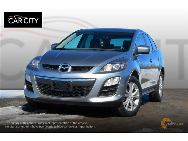 2012 Mazda CX-7 GS (Stk: 2589) in Ottawa - Image 1 of 20