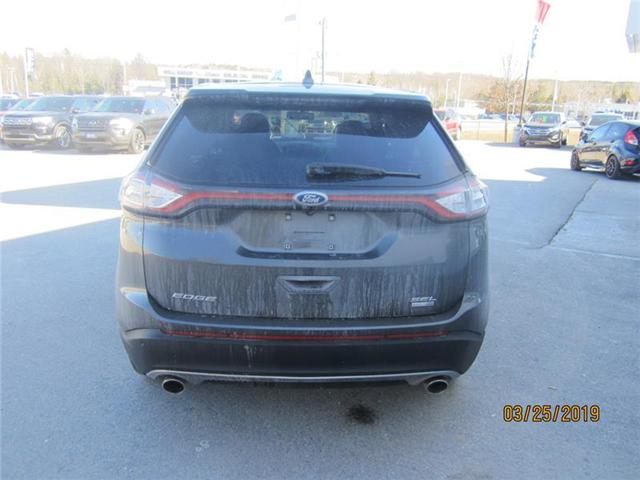 2018 Ford Edge SEL (Stk: P1258) in Uxbridge - Image 2 of 8