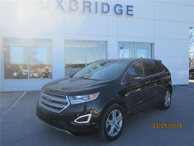 2018 Ford Edge Titanium (Stk: P1260) in Uxbridge - Image 1 of 8