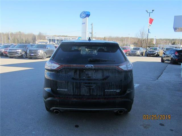 2018 Ford Edge Titanium (Stk: P1260) in Uxbridge - Image 2 of 8