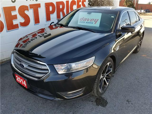 2014 Ford Taurus SEL (Stk: 19-176T) in Oshawa - Image 1 of 16