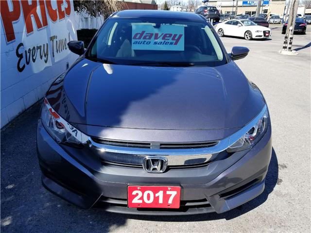 2017 Honda Civic LX (Stk: 19-167) in Oshawa - Image 2 of 14