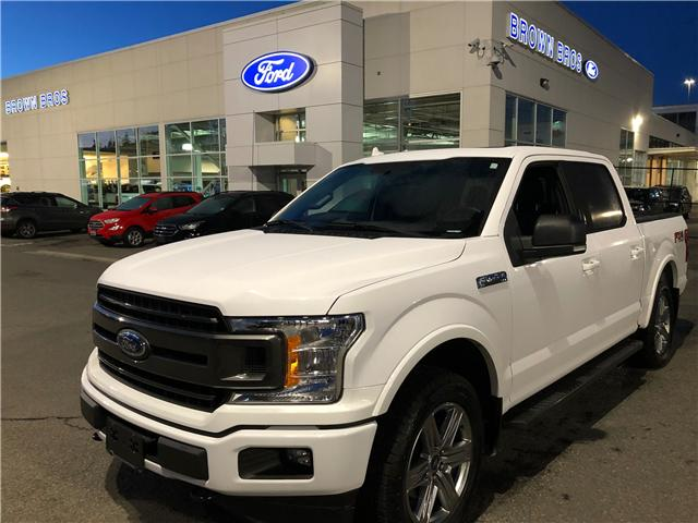 2018 Ford F-150 XLT (Stk: 186187) in Vancouver - Image 1 of 29