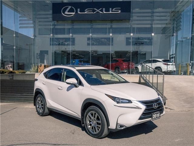 2016 Lexus NX 200t Base (Stk: 27699A) in Markham - Image 1 of 25
