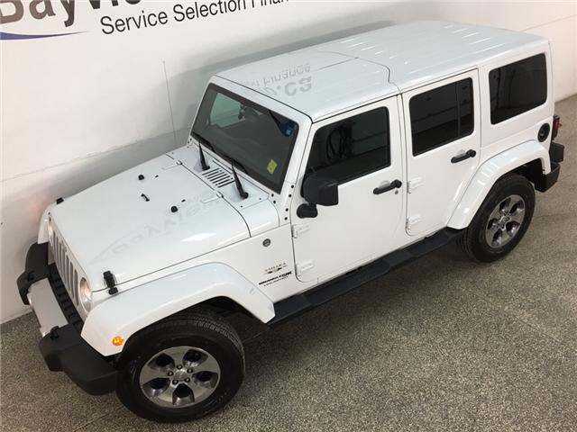 2018 Jeep Wrangler JK Unlimited Sahara (Stk: 34648W) in Belleville - Image 2 of 26