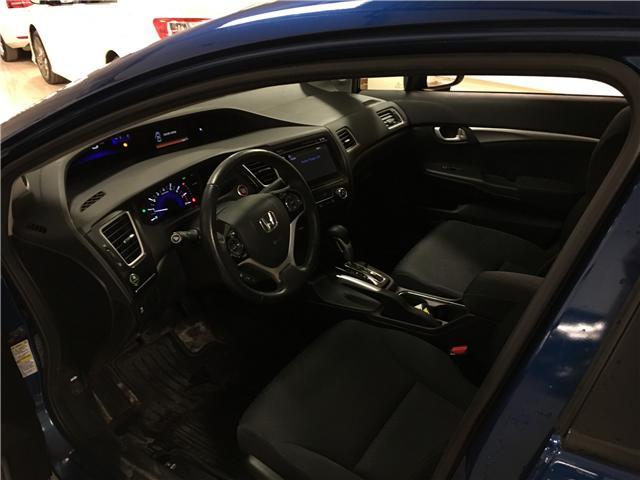 2015 Honda Civic EX (Stk: V19655A) in Toronto - Image 9 of 23