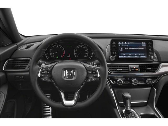2019 Honda Accord Sport 2.0T (Stk: 19-1191) in Scarborough - Image 4 of 9