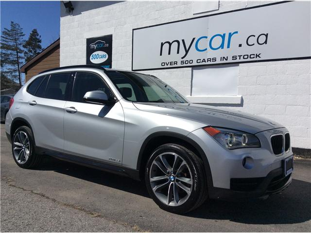 2015 BMW X1 xDrive28i (Stk: 190302) in Richmond - Image 1 of 20