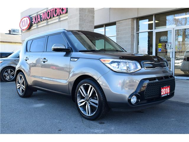 2016 Kia Soul SX Luxury (Stk: 310189-16) in Cobourg - Image 1 of 25