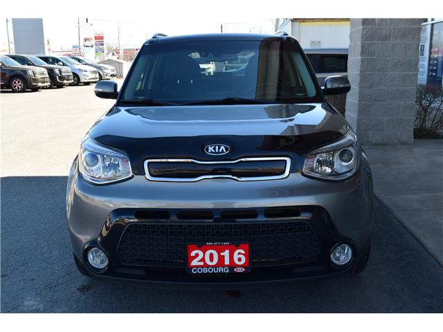 2016 Kia Soul SX Luxury (Stk: 310189-16) in Cobourg - Image 2 of 25