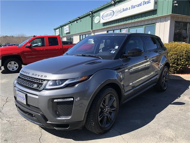 2018 Land Rover Range Rover Evoque LANDMARK SPECIAL EDITION (Stk: 10292) in Lower Sackville - Image 2 of 30