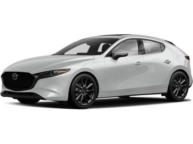 2019 Mazda Mazda3 GX (Stk: K7560) in Peterborough - Image 1 of 2