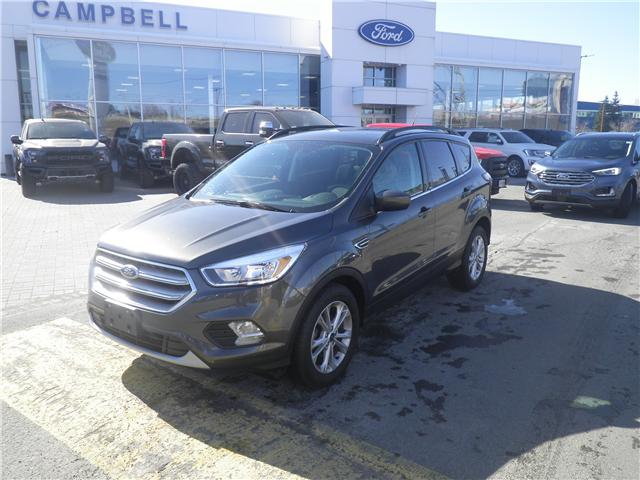 2018 Ford Escape SE (Stk: 1815760) in Ottawa - Image 1 of 11