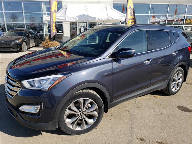 2016 Hyundai Santa Fe Sport 2.0T Limited (Stk: P4527) in Saskatoon - Image 1 of 30