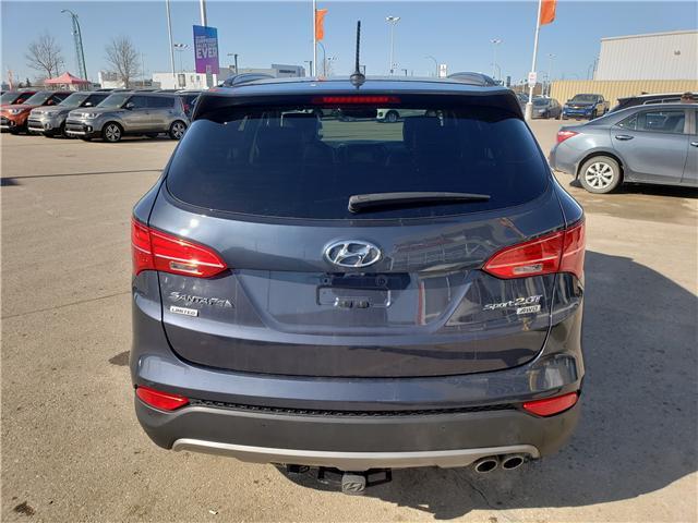 2016 Hyundai Santa Fe Sport 2.0T Limited (Stk: P4527) in Saskatoon - Image 25 of 30