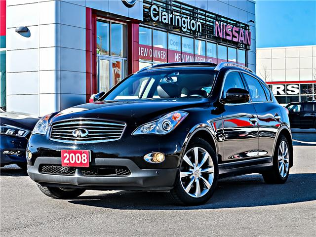 2008 Infiniti EX35 Luxury (Stk: 8M350275) in Bowmanville - Image 1 of 28