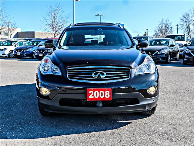2008 Infiniti EX35 Luxury (Stk: 8M350275) in Bowmanville - Image 2 of 28