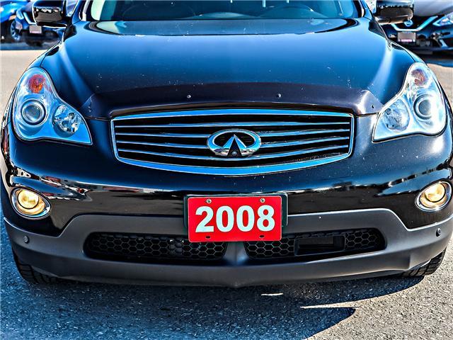2008 Infiniti EX35 Luxury (Stk: 8M350275) in Bowmanville - Image 9 of 28