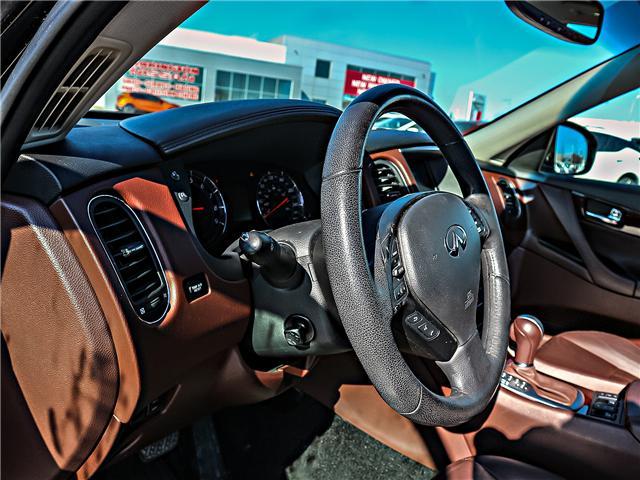 2008 Infiniti EX35 Luxury (Stk: 8M350275) in Bowmanville - Image 16 of 28