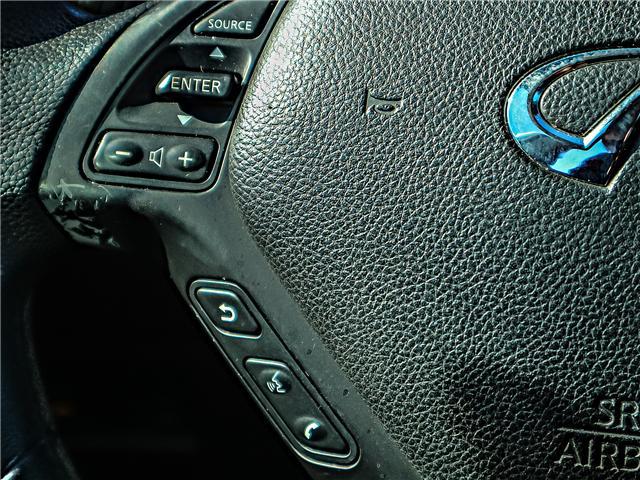 2008 Infiniti EX35 Luxury (Stk: 8M350275) in Bowmanville - Image 21 of 28
