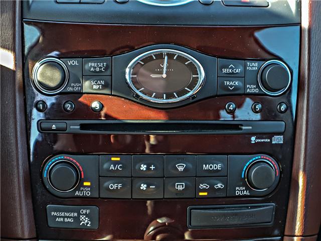 2008 Infiniti EX35 Luxury (Stk: 8M350275) in Bowmanville - Image 23 of 28