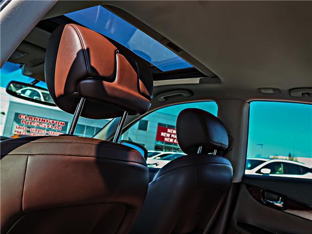 2008 Infiniti EX35 Luxury (Stk: 8M350275) in Bowmanville - Image 24 of 28