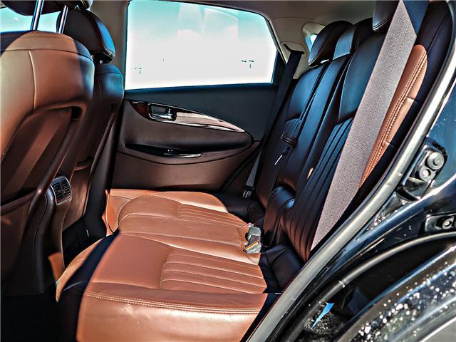 2008 Infiniti EX35 Luxury (Stk: 8M350275) in Bowmanville - Image 25 of 28