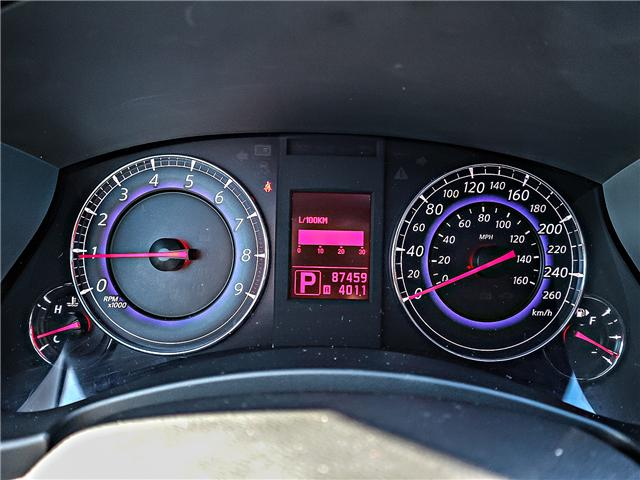2008 Infiniti EX35 Luxury (Stk: 8M350275) in Bowmanville - Image 27 of 28