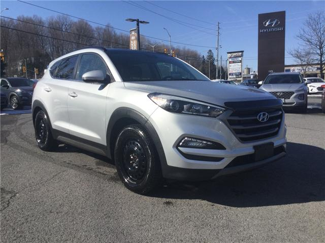 2016 Hyundai Tucson Limited (Stk: R95701A) in Ottawa - Image 1 of 11