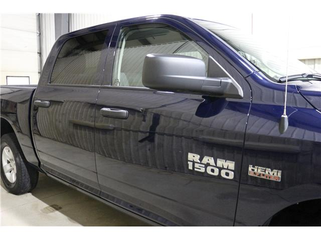2017 RAM 1500 ST (Stk: JT039A) in Rocky Mountain House - Image 4 of 19