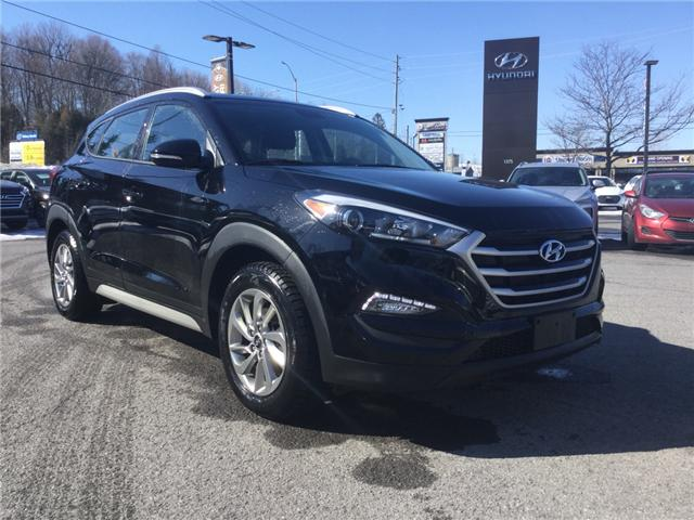 2018 Hyundai Tucson Premium 2.0L (Stk: X1275) in Ottawa - Image 1 of 11