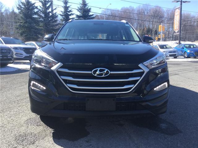 2018 Hyundai Tucson Premium 2.0L (Stk: X1275) in Ottawa - Image 2 of 11