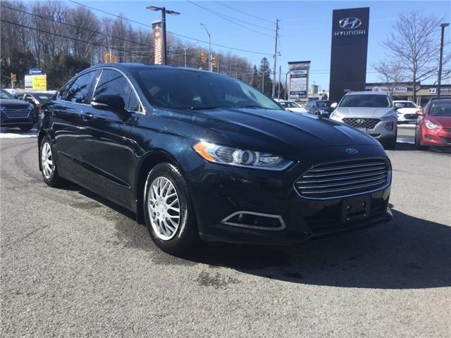 2014 Ford Fusion SE (Stk: R95801A) in Ottawa - Image 1 of 12