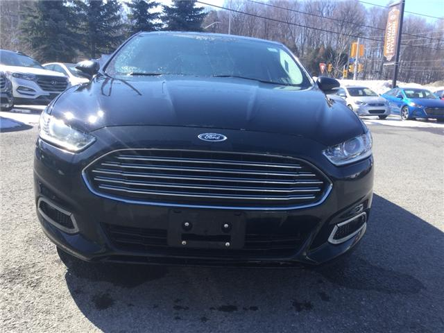 2014 Ford Fusion SE (Stk: R95801A) in Ottawa - Image 2 of 12