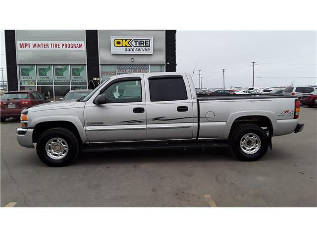 2004 GMC Sierra 2500 SLT (Stk: P431) in Brandon - Image 1 of 10