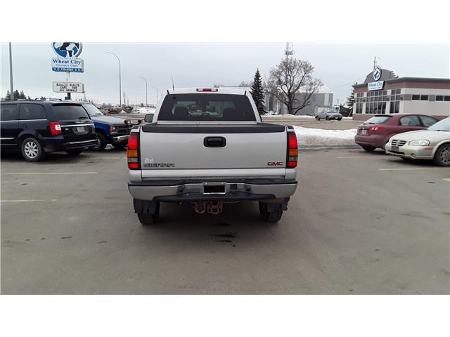 2004 GMC Sierra 2500 SLT (Stk: P431) in Brandon - Image 3 of 10