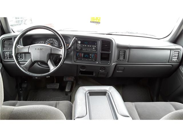 2004 GMC Sierra 2500 SLT (Stk: P431) in Brandon - Image 8 of 10