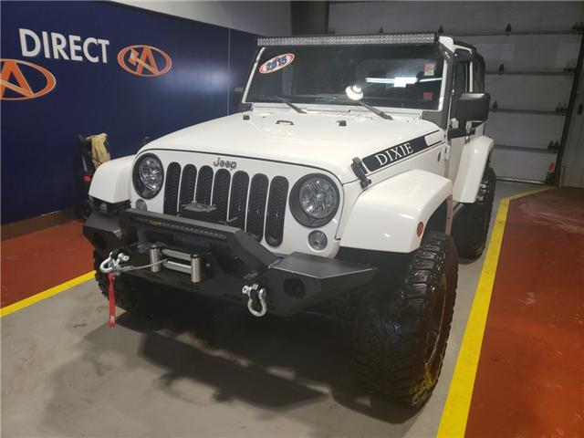 2015 Jeep Wrangler Sahara (Stk: 15-545204) in Moncton - Image 2 of 20