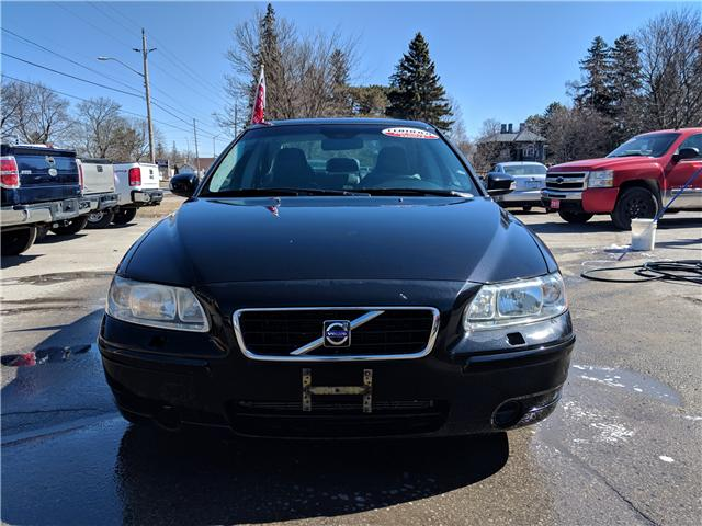 2007 Volvo S60 2.5T (Stk: ) in Cobourg - Image 1 of 10