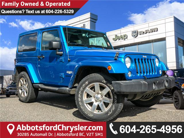 2015 Jeep Wrangler Sahara (Stk: K544026A) in Abbotsford - Image 1 of 21