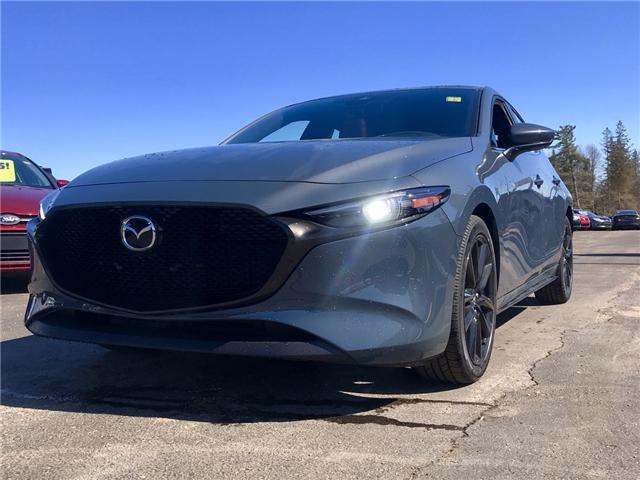 2019 Mazda Mazda3 GT (Stk: 219-48) in Pembroke - Image 1 of 15