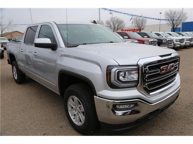 2018 GMC Sierra 1500 SLE (Stk: 169629) in Medicine Hat - Image 1 of 22