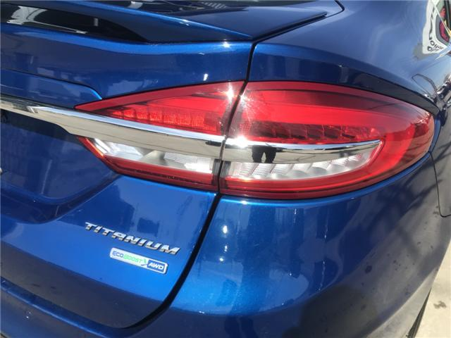 2017 Ford Fusion Titanium (Stk: 19300) in Chatham - Image 7 of 23