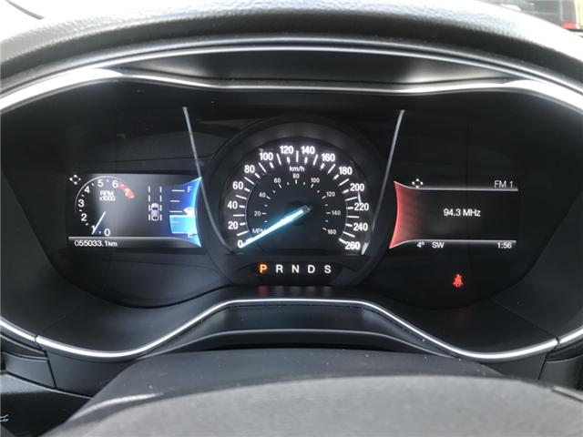 2017 Ford Fusion Titanium (Stk: 19300) in Chatham - Image 16 of 23