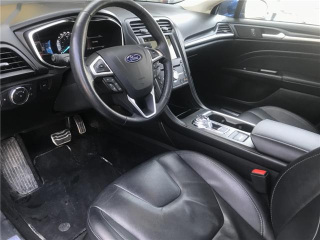 2017 Ford Fusion Titanium (Stk: 19300) in Chatham - Image 10 of 23