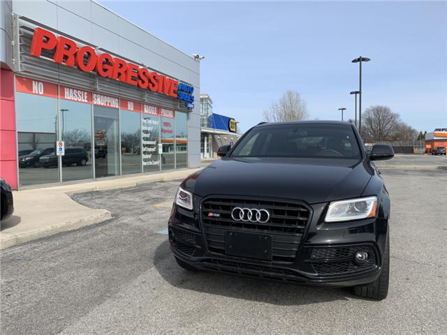 2016 Audi SQ5 3.0T Technik (Stk: GA069293) in Sarnia - Image 2 of 26