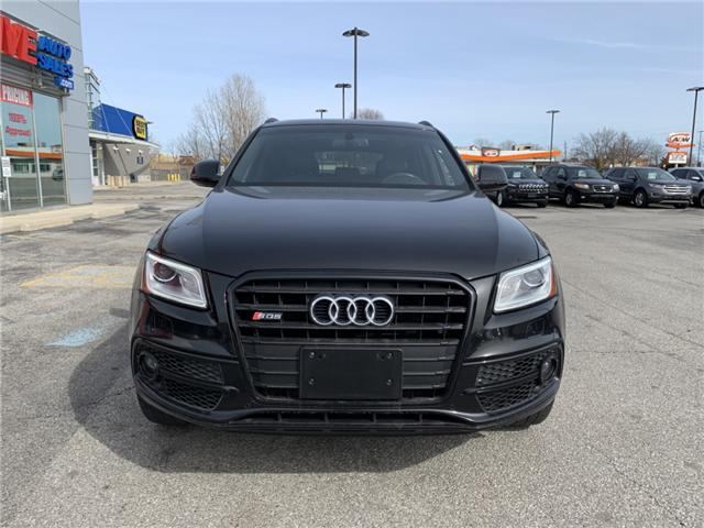 2016 Audi SQ5 3.0T Technik (Stk: GA069293) in Sarnia - Image 3 of 26